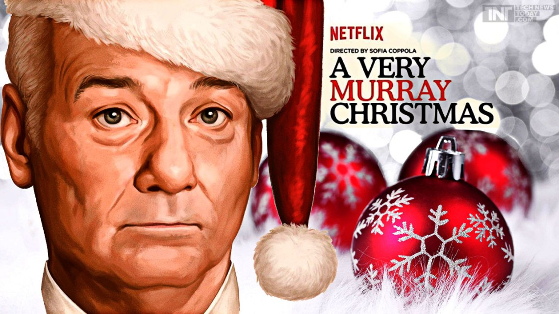 Image result for a very murray christmas